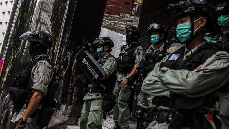 China responde a presiones ejercidas por Trump debido a represión en Hong Kong