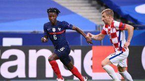 Francia gana 4-2 a Croacia en el debut de Camavinga
