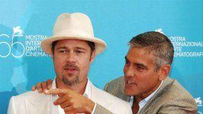 Brad Pitt será el padrino de boda de George Clooney