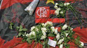 El club Flamengo identificó a los 10 jugadores muertos en incendio en Rio