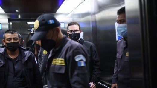 Luis Enrique, de 38 años, y su hermano Ricardo Alberto Martinelli Linares, de 40, fueron arrestados en Guatemala y aguardan ambos un proceso de extradición hacia EE. UU.
