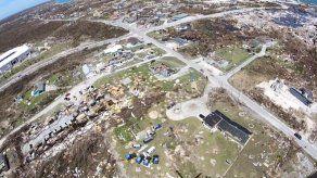Comienzan las evacuaciones en Bahamas