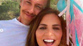 Guti y Romina Belluscio esperan su segundo hijo