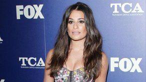 Lea Michele no tiene reparo a la hora de posar desnuda