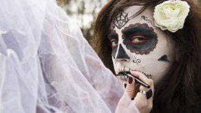 ¡Cuidado! Maquillaje de Halloween pueden causar alergias