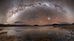 La astrofotógrafa argentina que capturó el universo antártico con su cámara