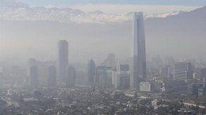 Santiago de Chile de nuevo bajo alerta ambiental por contaminación del aire