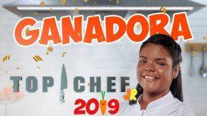 Conoce un poco más sobre la 1era Top Chef Jr