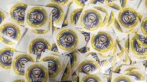 Primera dama Melania Trump votó en Florida