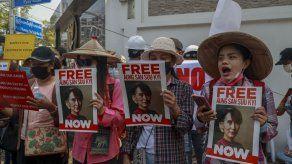 Indonesia avanza un plan regional para la crisis en Myanmar