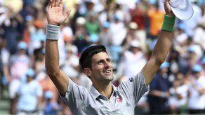 Novak Djokovic anuncia que su novia espera su primer hijo