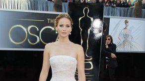 Jennifer Lawrence recibió 200 grillos tras ganar el Óscar