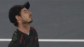 Murray dice que jugará menos para prevenir lesiones