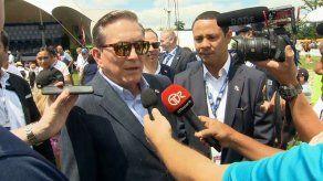 Cortizo resalta la humildad que caracteriza a Rivera durante su inducción al Salón de la Fama