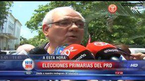 Exsecretario del PRD