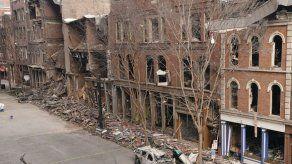 FBI: Responsable de explosión envió material a conocidos
