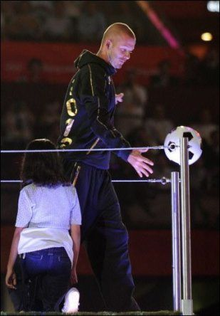Clausura Juegos Olímpicos Beijing 2008