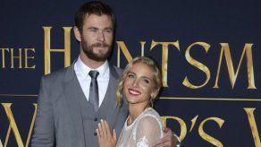 Elsa Pataky no se pone celosa de las fans de Chris Hemsworth