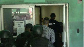 Realizan audiencia por caso El Gallero tras intento de la defensa de separar a un tercer juez