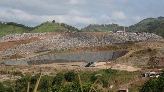 Relleno sanitario de Cerro Patacón.