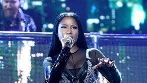 Nicki Minaj no tiene ni una sola queja acerca de su marido