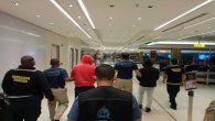 Los ciudadanos brasileños realizaban tránsito por el Aeropuerto Internacional de Tocumen procedentes de Cancún, México.