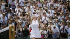 Williams y Halep avanzan a final de Wimbledon
