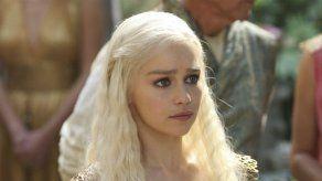 Emilia Clarke se inventó un discurso en Alto Valyrio en diez minutos