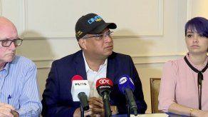 Dimitri Flores denuncia a autoridades electorales de Panamá