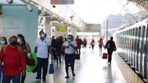 Metro de Panamá normaliza servicio de la Línea 1