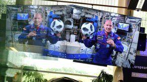 El astronauta Gerst alerta desde la ISS del deterioro de la atmósfera