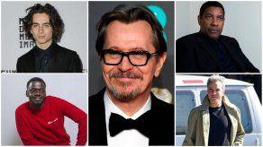 Actores nominados a los Premios Oscar de la Academia 2018