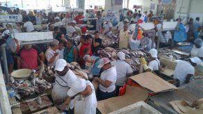Mercado de Marisco extiende horario especial durante Semana Santa