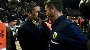 Entrenador del PAOK es multado por sus referencias a Hitler