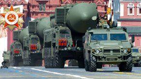 Parlamento ruso acepta ampliar el tratado nuclear con EEUU