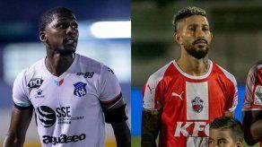 Armando Cooper y Luis Choy convocados para el Panamá vs México