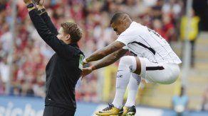 Francfort empata con Freiburg pese a debut de Boateng