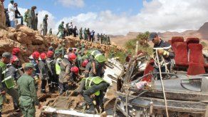 Diecisiete muertos en un autobús en Marruecos arrastrado por la corriente
