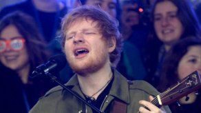David y Victoria Beckham verán a Ed Sheeran actuar en Glastonbury