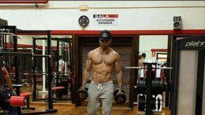 El torso desnudo de Miguel Ángel Silvestre revoluciona Instagram