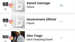 Sech entra en el Hot 100 de Billboard con Otro Trago