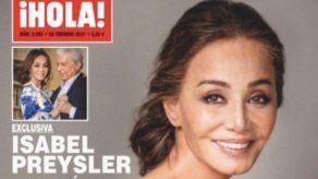 La madre de Enrique Iglesias podría pasar por su hermana a sus 70 años