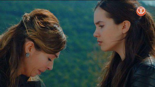 Arzu dispuesta a contarle la verdad a Cennet sobre su origen