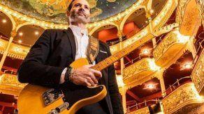 Horacio Valdés en concierto el 12 de diciembre en el Teatro Nacional