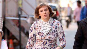 Lena Dunham detesta las escenas de sexo poco realistas