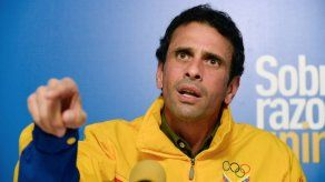 Capriles pide al Vaticano mediar para que se anuncie fecha de revocatorio