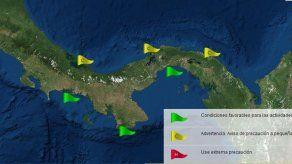 Pronostican lluvias y fuertes oleajes en el Caribe del 25 al 27 de diciembre
