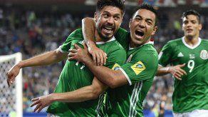 Confederaciones: México recurre a su mejor elenco ante Rusia