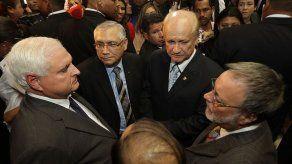 Presidente Martinelli llamará a magistrado Pinilla para expresarle su respaldo