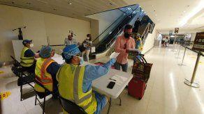 Minsa: 383 personas con COVID-19 positivo han sido detectadas en el aeropuerto de Tocumen